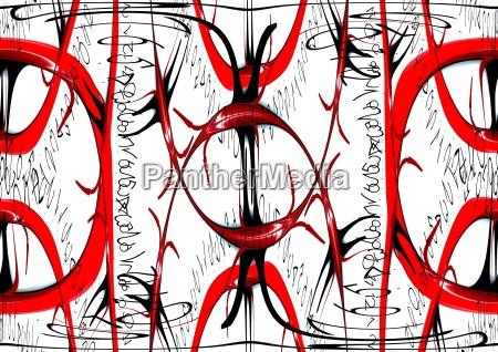 arte futuro negro caucasico reloj puntero
