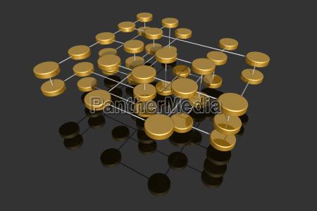 plan simbolico reflexion dorado comunicacion espejo