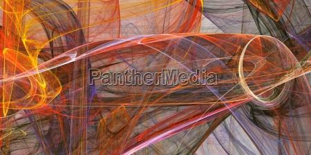 grafico impulso abstraccion