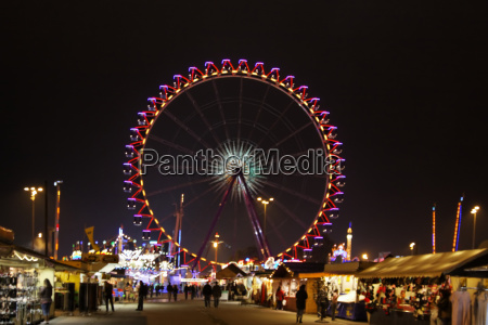 fairground bad cannstatter wasen