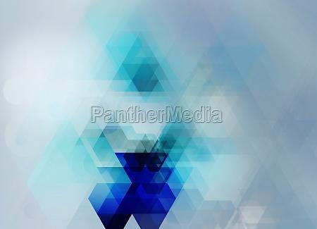 tecnologia de investigacion forma abstracto geometrico
