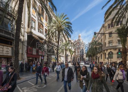 carrer de les barques valencia spain
